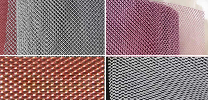 Micro Hole Expanded Stainless Steel Mesh Shielding Panels