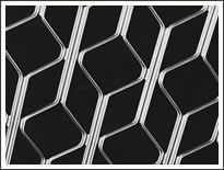 Decorative Mesh Panels in Stainless Steel